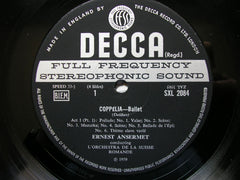 decca, 2084, 1959, leaflet, wide, band, pressings,