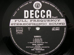 decca, 6441, 1970, original, wide, band,