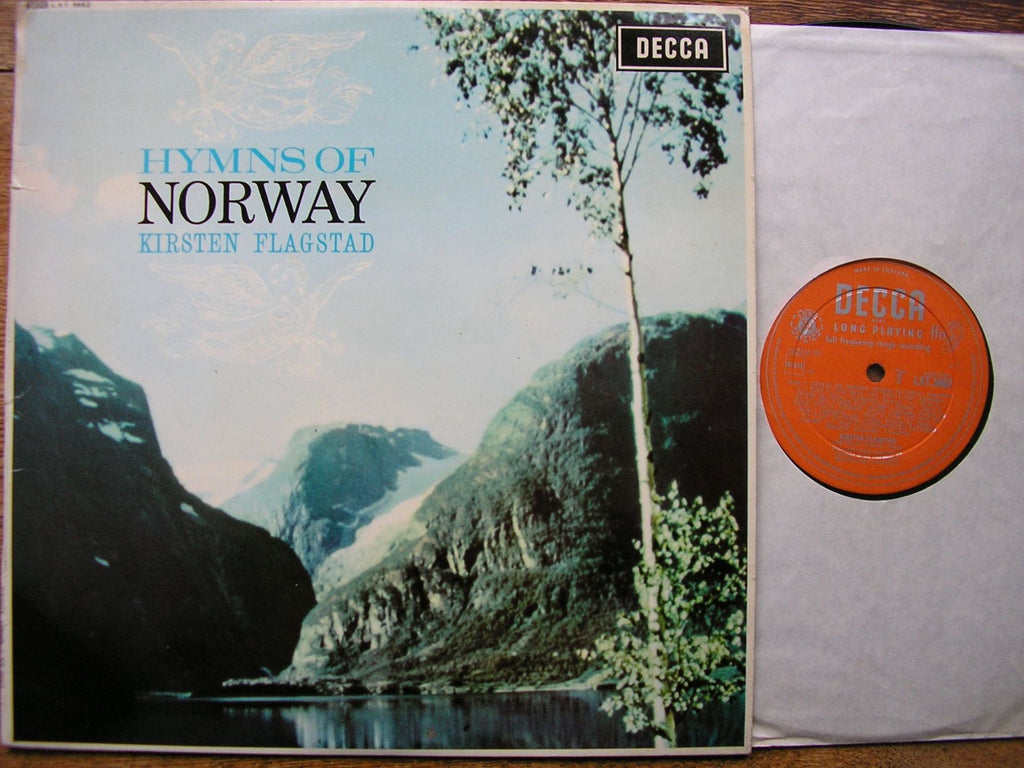 decca, 5662, 1962, mono, recorded, norwegian, broadcasting, corporation, 1956,