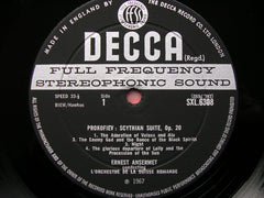 decca, 6308, 1967, original, wide, band, grooved,
