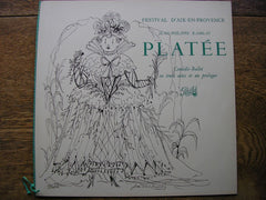 pathe, france, 1956, libretto, light, wear, front, sumptuous, production, expense, spared, design, artwork, presentation,