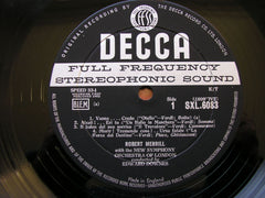 decca, 6083, 1963, wide, band, grooved,