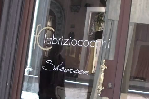 preview image Showroom video, Fabrizio Cocchi interior designer