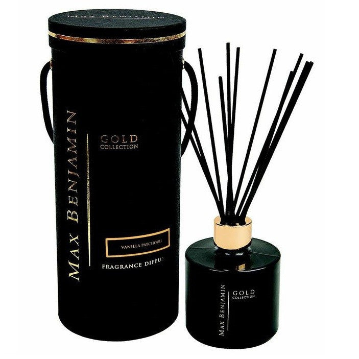 Max Benjamin - Gold Collection Diffusers