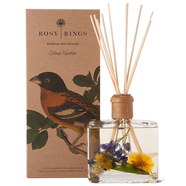 Rosy Rings - Botanical Reed Diffusers