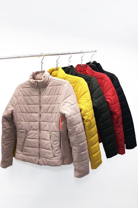 Ultra Light Puffer Jacket