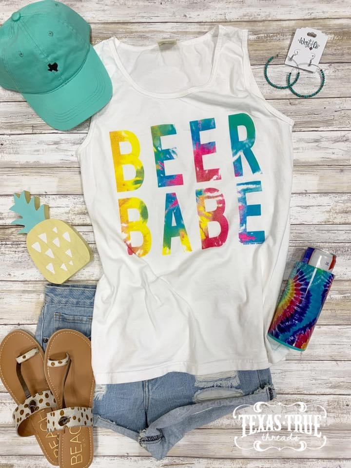 Beer Babe tank