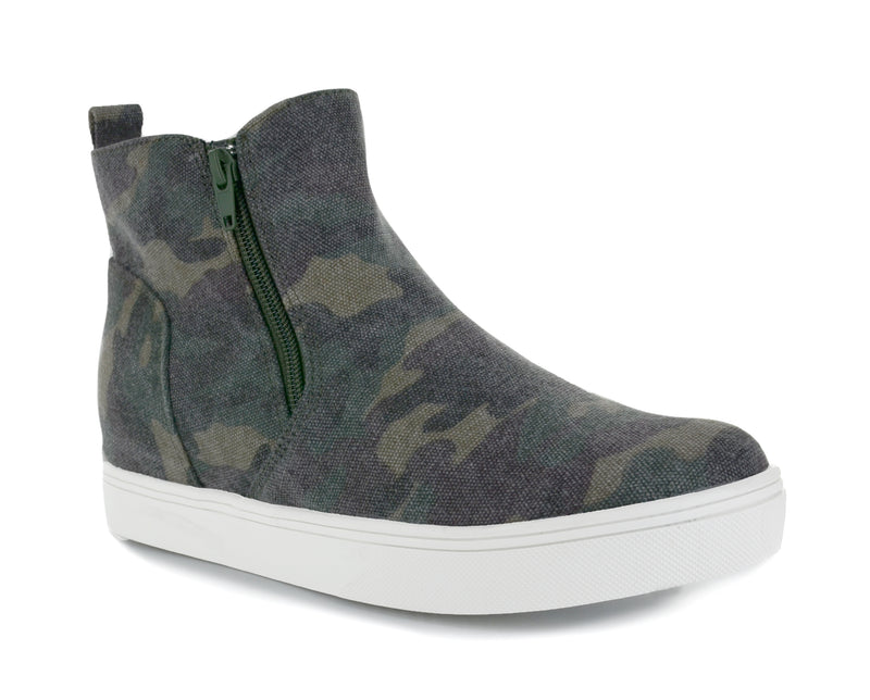 Hunt Camo High top