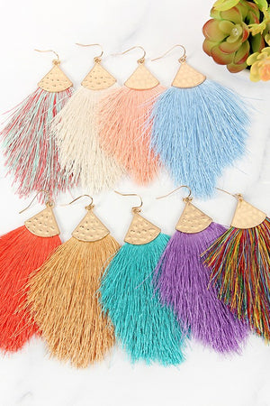 Feathered tassel Coral