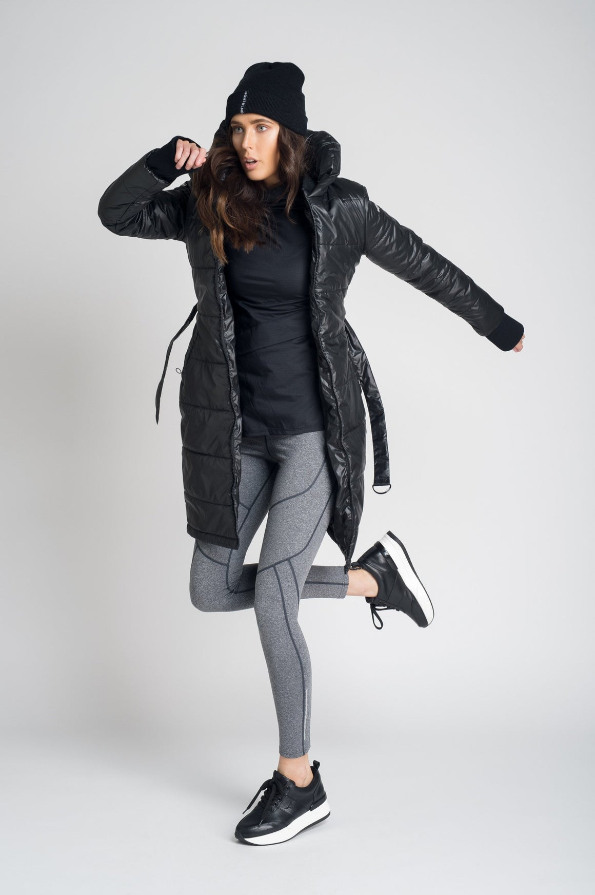 LUX LONG PUFFER