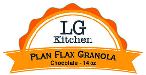LGKitchen Chocolate Flax Granola