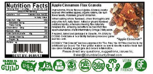 Flax Granola Combo Pack