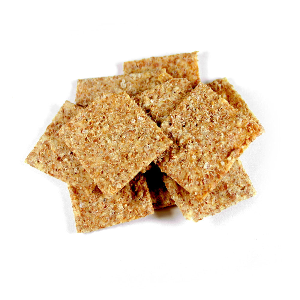 hearty spelt flatbread crisps 4 pack columbia county bread and granola