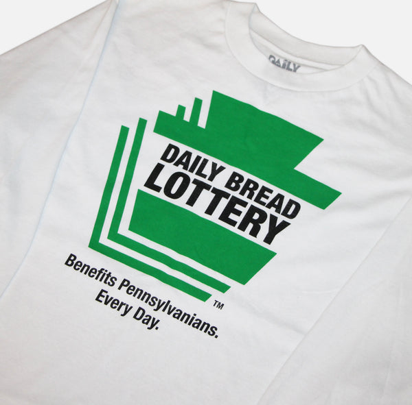 Daily Bread Lottery LS Tee