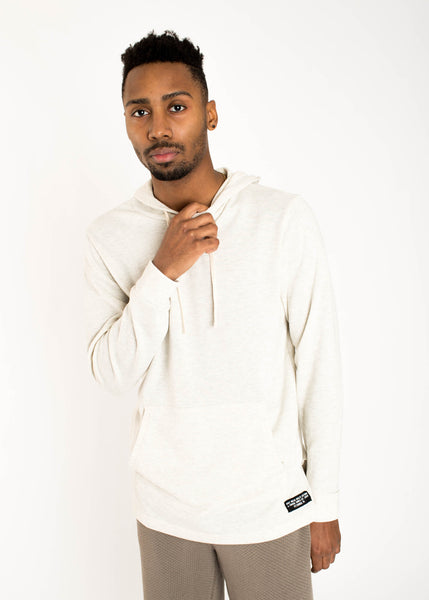 Ivory French Terry Hoodie