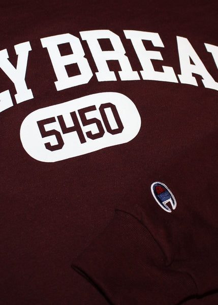 DAILY BREAD 5450 CHAMPION CREWNECK