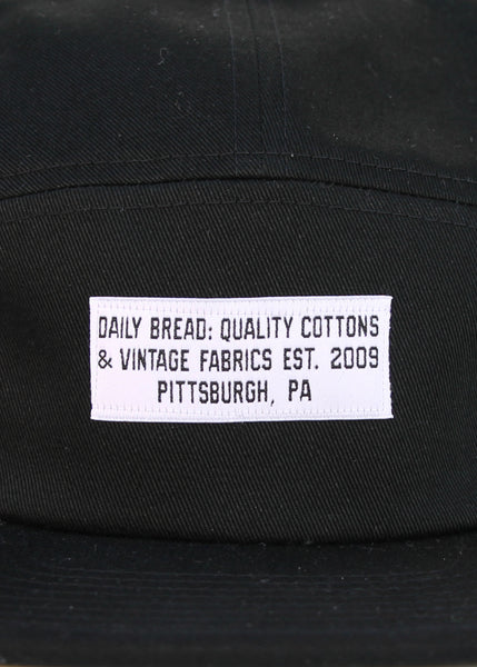 QUALITY COTTONS 5 PANEL - BLACK