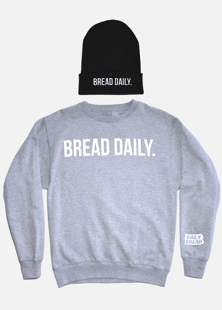 Bread Daily Bundle - Heather Grey