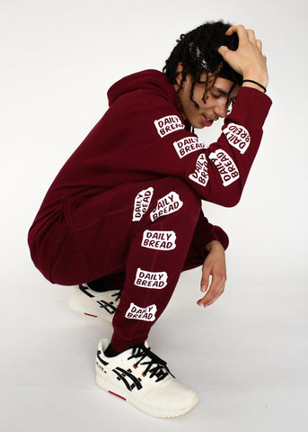 Stateside Set - Burgundy