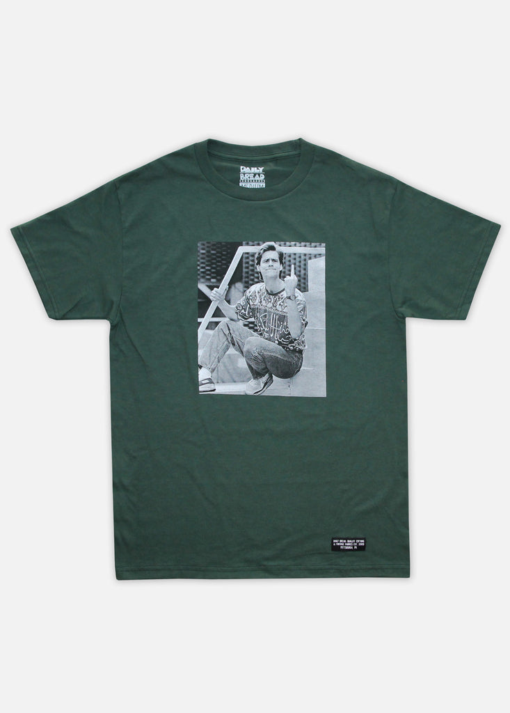 JIM TEE - FOREST GREEN