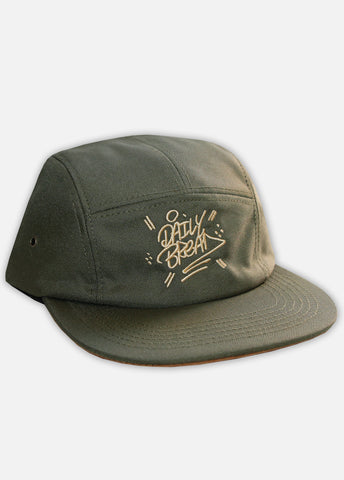 STACKED CONTRAST 5-PANEL - MILITARY GREEN
