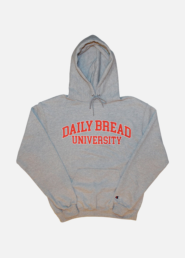 DAILY BREAD UNIVERSITY CHAMPION HOODIE