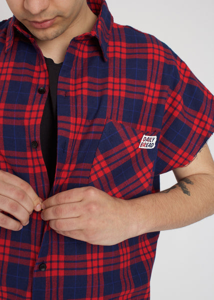 Breezeway Cut Off Flannel