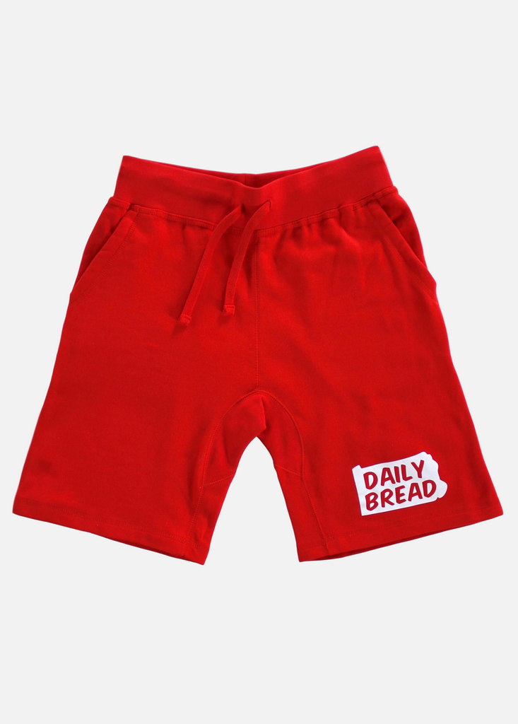 State Shorts - Red