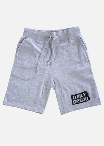 State Shorts - Heather Grey