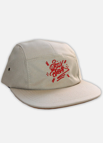 STACKED CONTRAST 5-PANEL - KHAKI