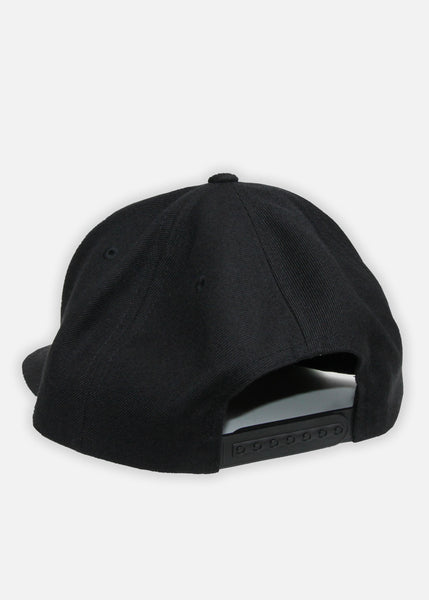 PRIMARY MOOSH SNAPBACK - BLACK
