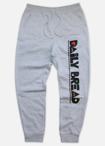 PRIMARY MOOSH JOGGERS - HEATHER GREY