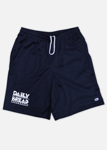 MOOSH CHAMPION MESH SHORTS - NAVY