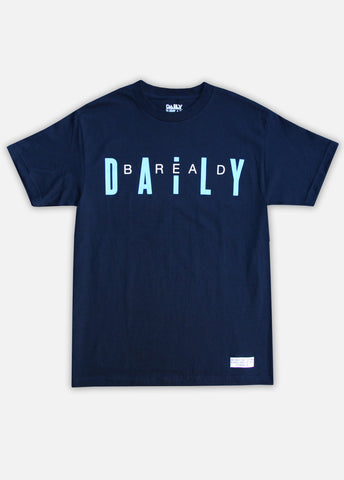 BREAD AIR TEE - NAVY