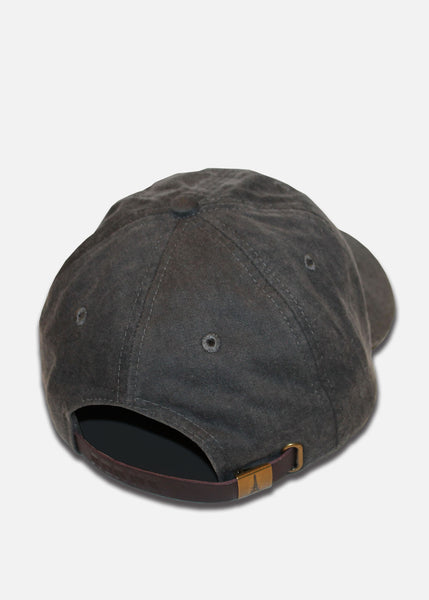 Vagrant Pigment Dyed 6-Panel - Black
