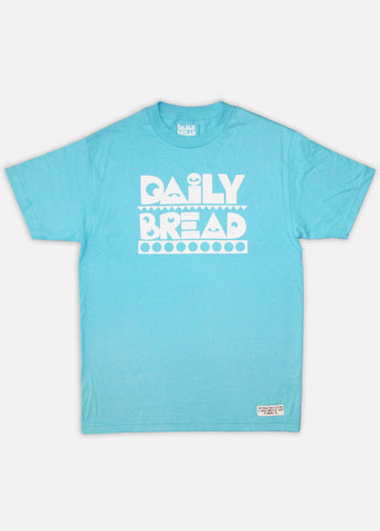 MOOSH TEE - PACIFIC BLUE