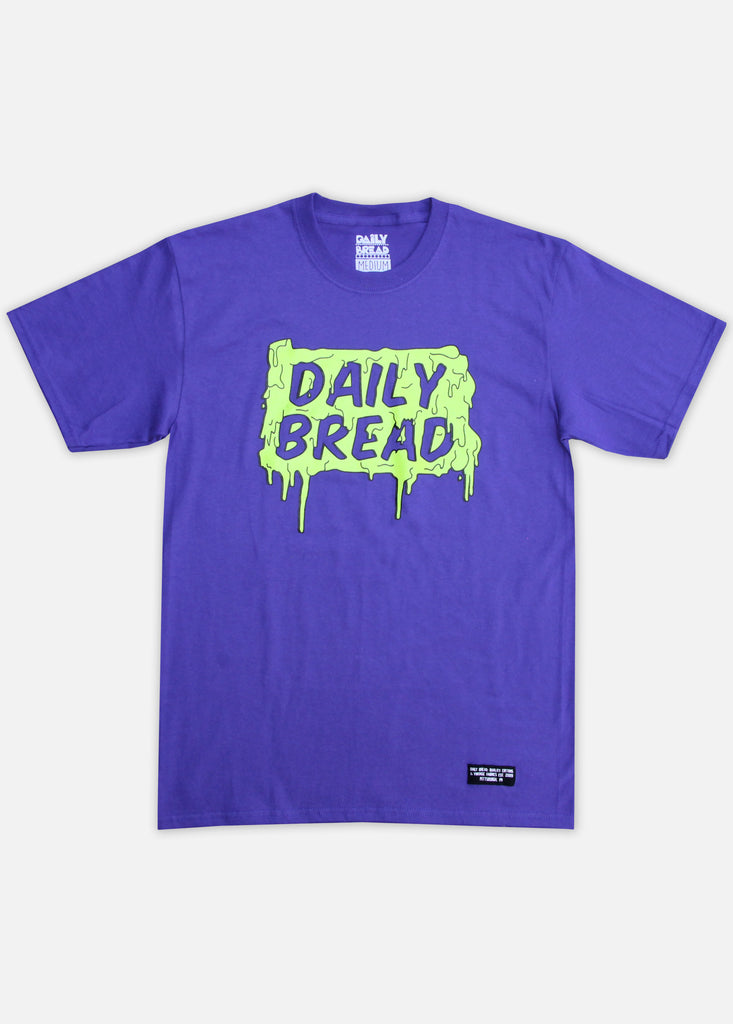 STATE SLIME TEE - PURPLE