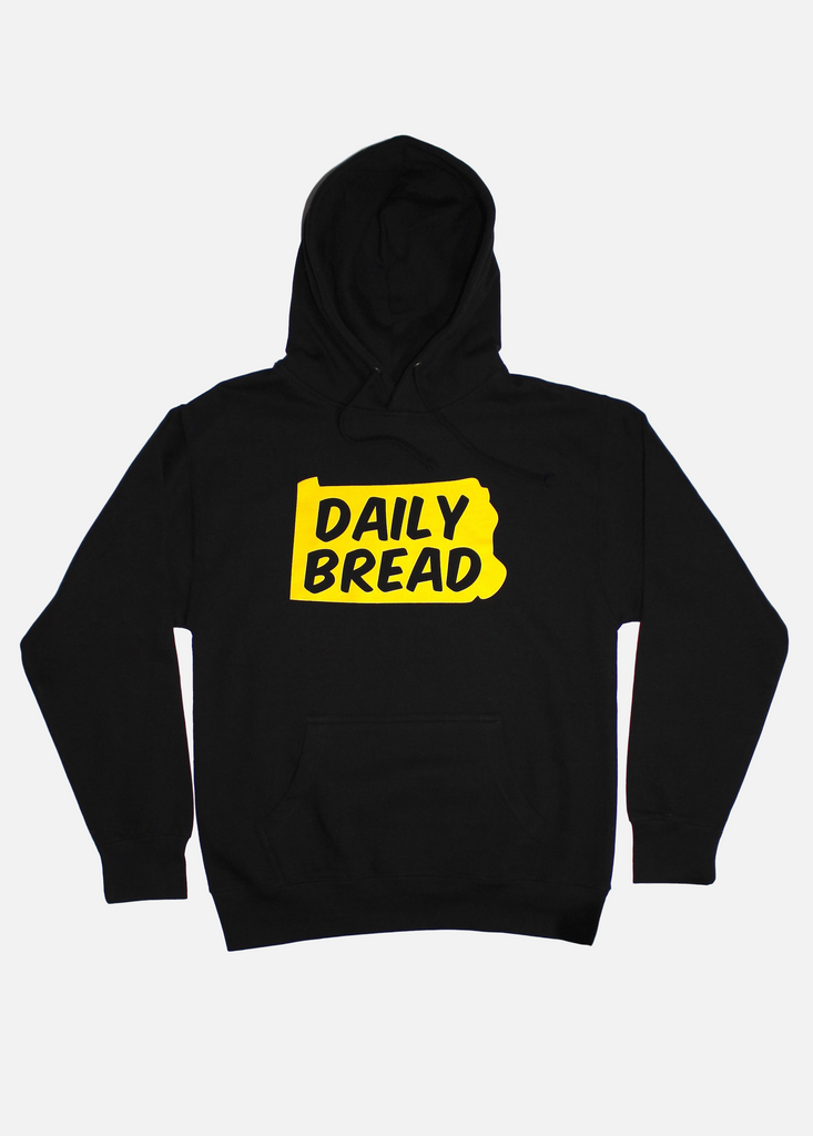 State Hoodie - Yellow/Black