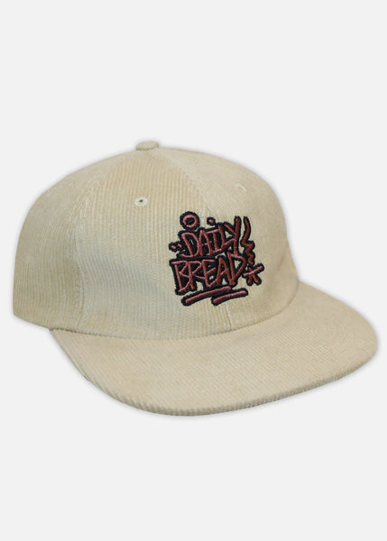 HALO CORDUROY 6-PANEL - BEIGE