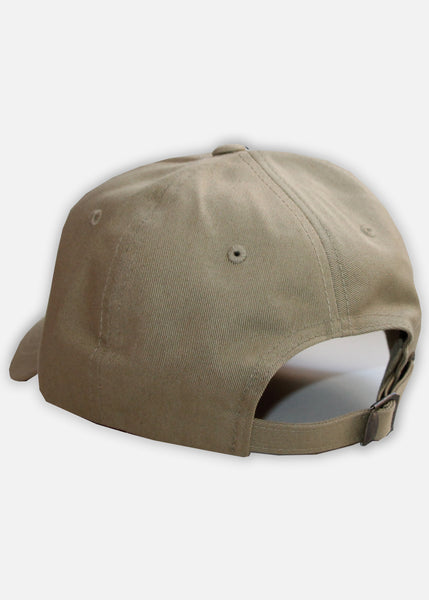 MOOSH HAT - TAN/BLACK