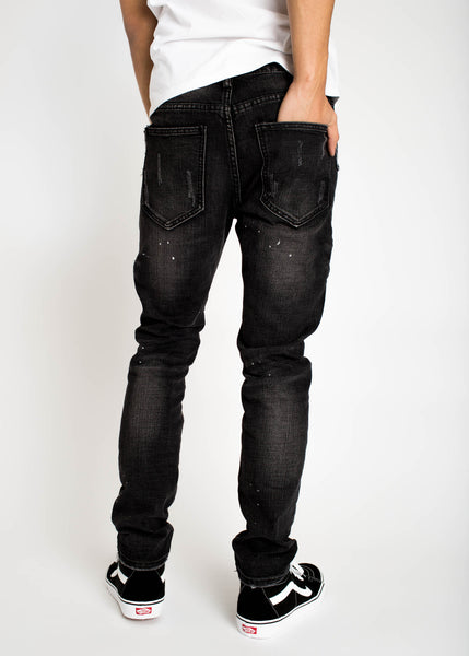 Liberty Skinny Jeans - Black