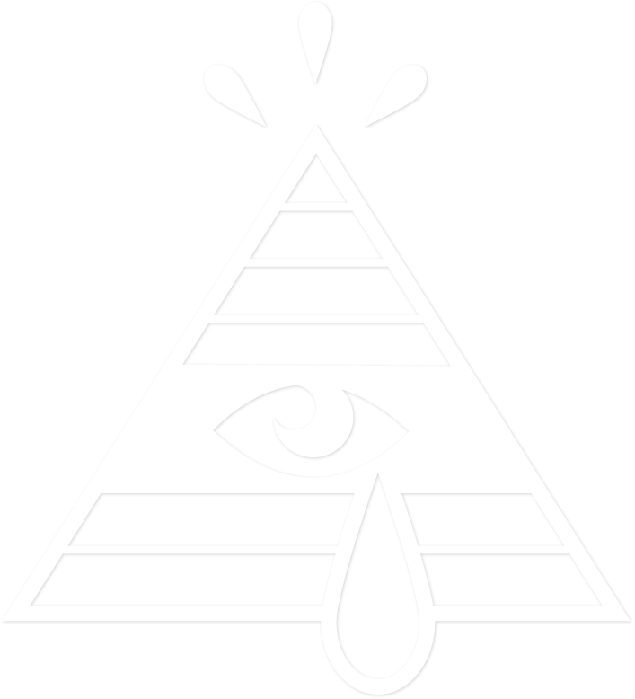 Crying pyramid