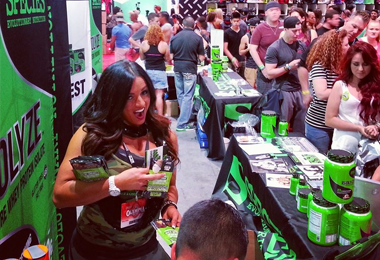 SPECIES Nutrition at the 2014 Olympia Expo