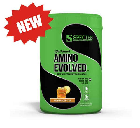 New Amino Evolved Flavors!