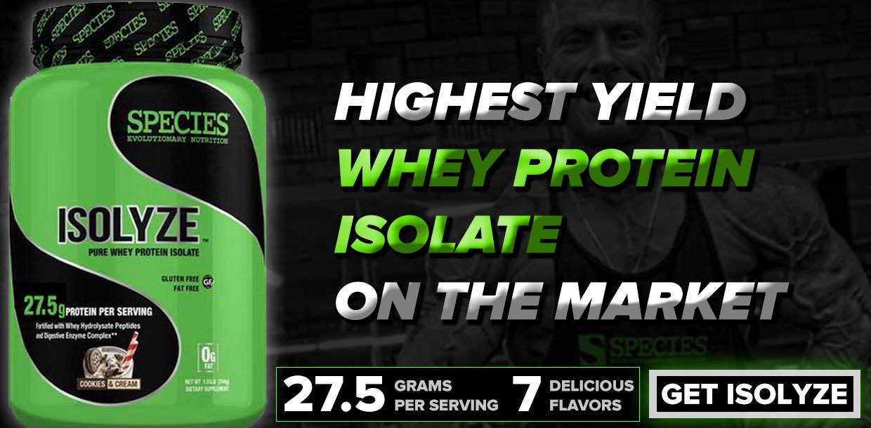 Get your Isolyze