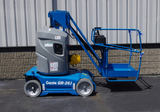 2014 Genie GR26J #7564 Electric Single One Man Driveable Manlift, various