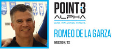 POINT 3 Alpha Romeo De La Garza