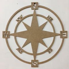 "Compass Rose 20"" Workshop Item"