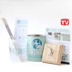 AS SEEN ON TV Limited Time Offer - Saltwash® Promo Kit