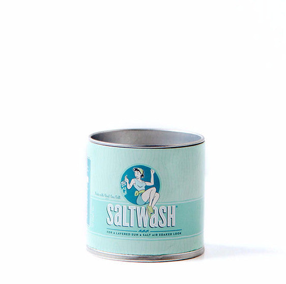 Saltwash® Powder 4-oz Splash!™ Can & FREE Mixing CUP!